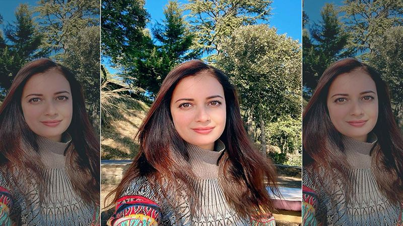 Pregnant Dia Mirza Shares Unseen Pictures Of Her Honeymoon With Husband Vaibhav Rekhi, Calls It 'Memorable And Magical'