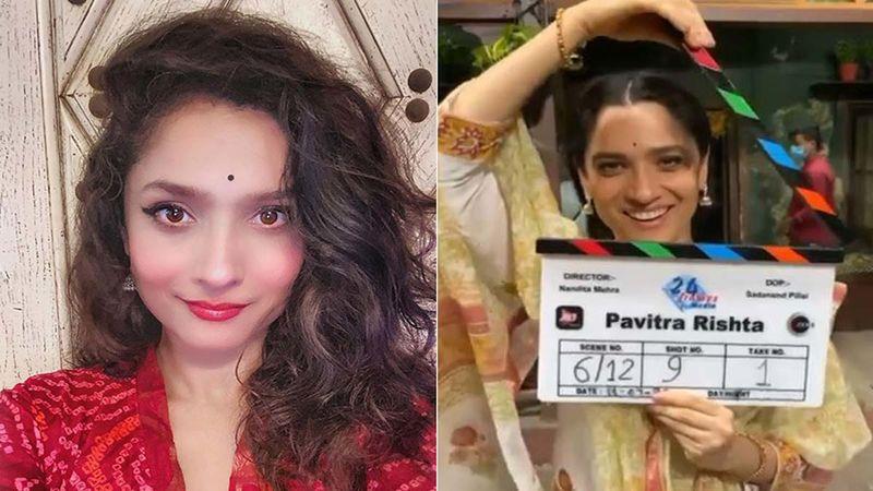Pavitra Rishta 2: Video Of Ankita Lokhande Transforming Into Archana Hits The Internet; You Definitely Don't Want To Miss This One