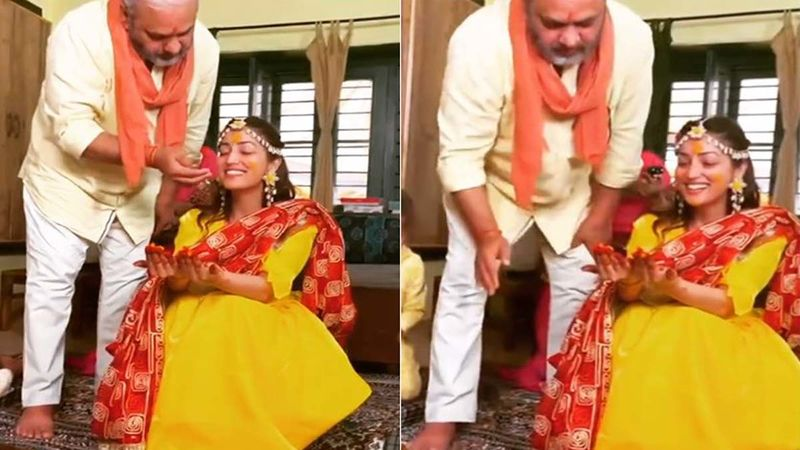 Yami Gautam Pens A Birthday Wish For Her Father; Drops Unseen Video Of Him From Her Haldi Ceremony