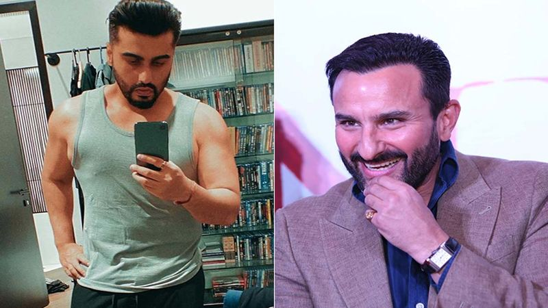 Arjun Kapoor Confesses He's A Huge Fan Of His Co-Star Saif Ali Khan, Says 'I Was All Excited To Work With Him'