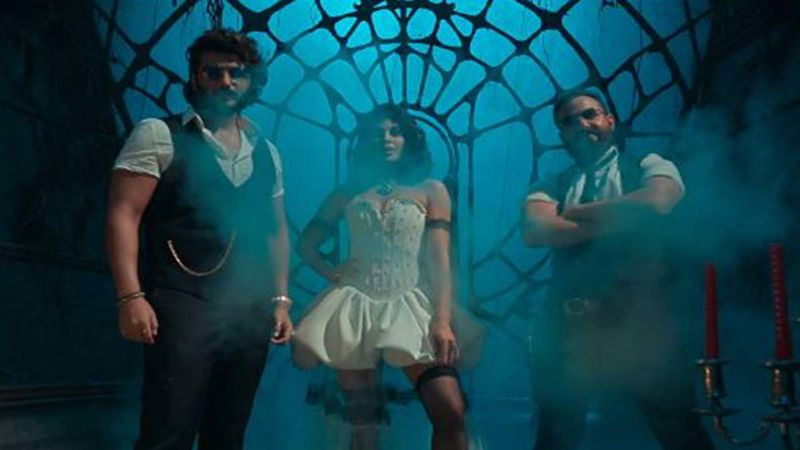 Bhoot Police Title Track Teaser Out:  Spooky And Dark, 'Aayi, Aayi, Aayi Bhoot Police' Assures Full Entertainment