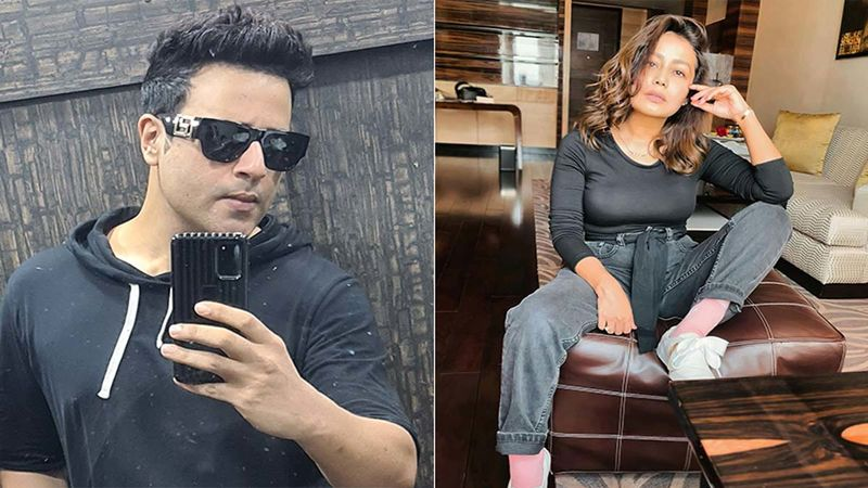 Krushna Abhishek Takes A Fun Dig At Neha Kakkar For Crying On Indian Idol, Here's How The Singer Responded