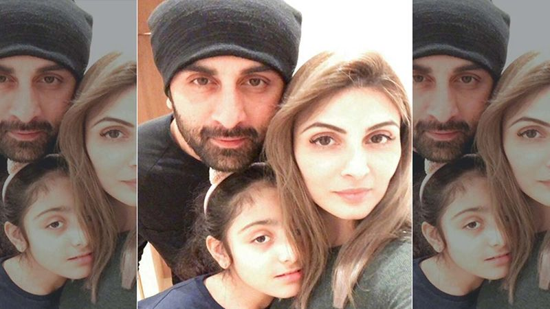 Ranbir Kapoor's Niece Samara Once Thought Of Leaking His Phone Number In School, Riddhima Kapoor Sahni Reveals On The Kapil Sharma Show