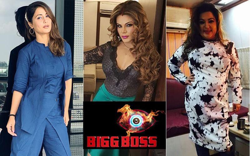 Bigg Boss 13: Rakhi Sawant, Dolly Bindra, Hina Khan; 13 Most Controversial Former Contestants