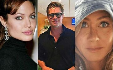 Angelina Jolie Doesn't Care About Brad Pitt And Jennifer Aniston's SAG Awards Meet - True?