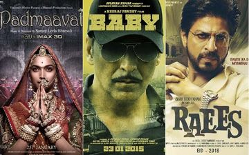 Republic Day 2020:  Padmaavat, Baby, Raees And Other Blockbusters That Released On This Day