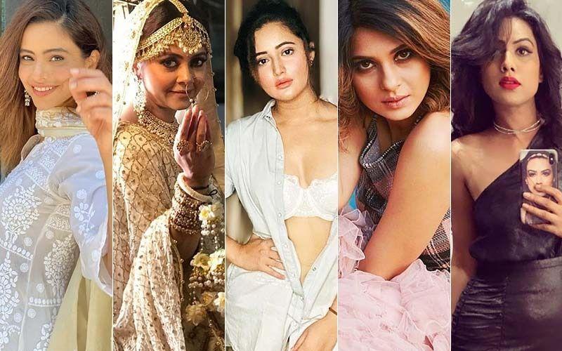 Hottest TV Actresses On Instagram This Week: Aamna Sharif, Devoleena Bhattacharjee, Rashami Desai, Jennifer Winget And Nia Sharma