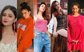 Hottest TV Actresses On Instagram This Week: Rashami Desai, Benafsha Soonawala, Sargun Mehta, Sanjeeda Shaikh And Deepika Singh