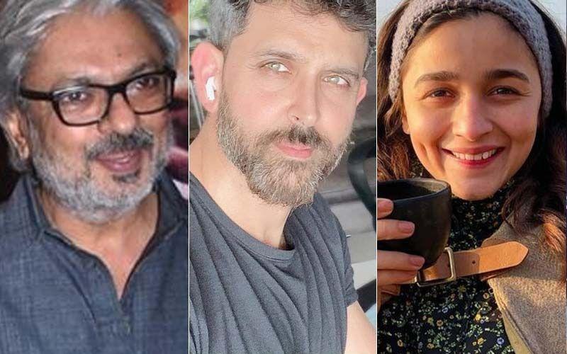 Sanjay Leela Bhansali Set To Revive Inshallah With Hrithik Roshan And Alia Bhatt? Film To Hit The Floors In 2022