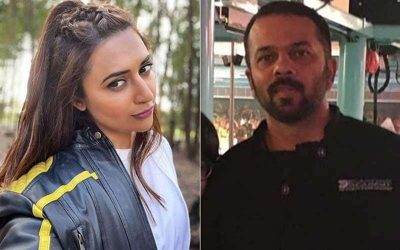 Khatron Ke Khiladi 11 Premiere Night: Divyanka Tripathi Leaves Rohit Shetty Impressed By Nailing The Task; Host Sees A Finalist In Her