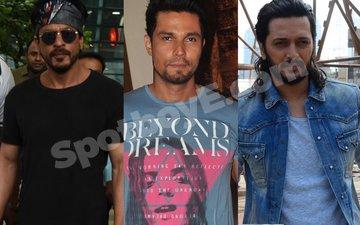 SRK, Randeep, Riteish Condemn Uri Attack