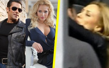 Iulia caught kissing Salman?