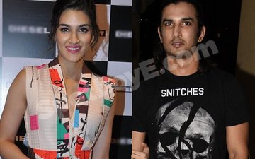 Kriti Sanon reacts to rumours of her Thai holiday with Sushant Singh Rajput