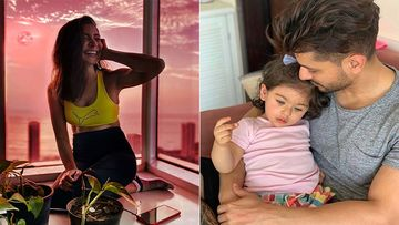 Soon-To-Be Mommy Anushka Sharma Drops A Heart On Kunal Kemmu's Daughter's Day Insta Post