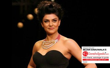 Ganesha Predicts: Sushmita Likely To Meet Her Mr. Right This Year
