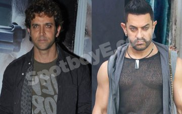 Will Hrithik's loss be Aamir's gain?