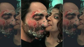 Ayushmann Khurrana Birthday: Wifey Tahira Kashyap Shares An Adorable Picture From Midnight Celebration; Celebs Shower Him With Love