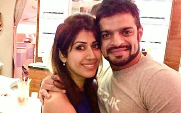 Ankita-Karan's PDA will melt your heart