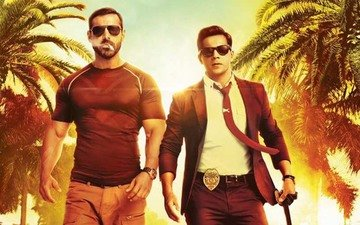John and Varun go Dishoom!