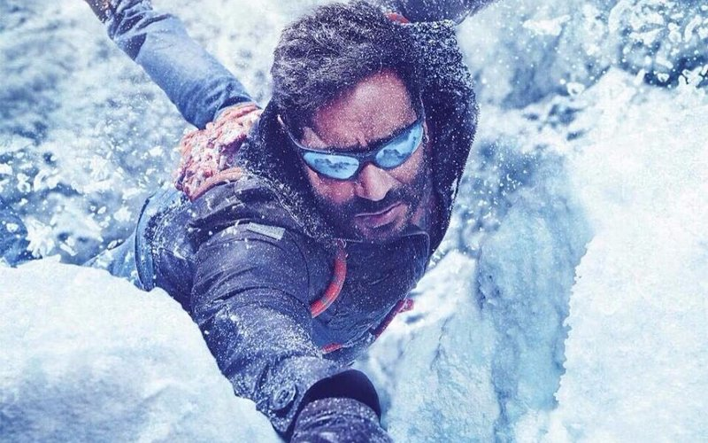 Shivaay offers some spine-chilling action, literally!
