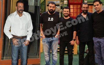 Sanjay Dutt's script to be made into a film by the Phantom Boys?
