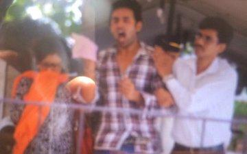 After 16 hours, Rahul Raj Singh emerges to shed tears on Pratyusha's body