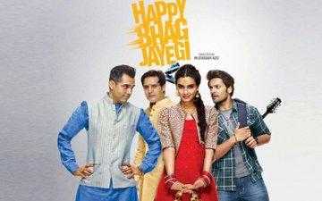 Watch Diana Penty's comeback in Happy Bhag Jayegi