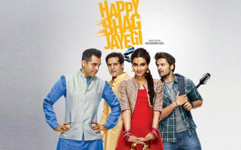 Watch Diana Penty's comeback in Happy Bhag Jayegi