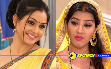 BREAKING NEWS: Shilpa Shinde loses Bhabi Ji to frenemy Shubhangi Atre