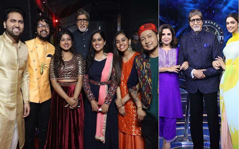 Kaun Banega Crorepati 13 Shaandaar Shukrvaar: Indian Idol 12 Finalists Welcome Ganpati Bappa; Deepika Padukone And Farah Khan Grace The Hot Seat