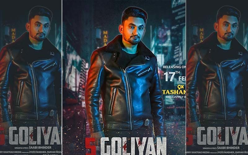 5 Goliyan: New Song By Sabi Bhinder Is Playing Exclusively On 9X Tashan