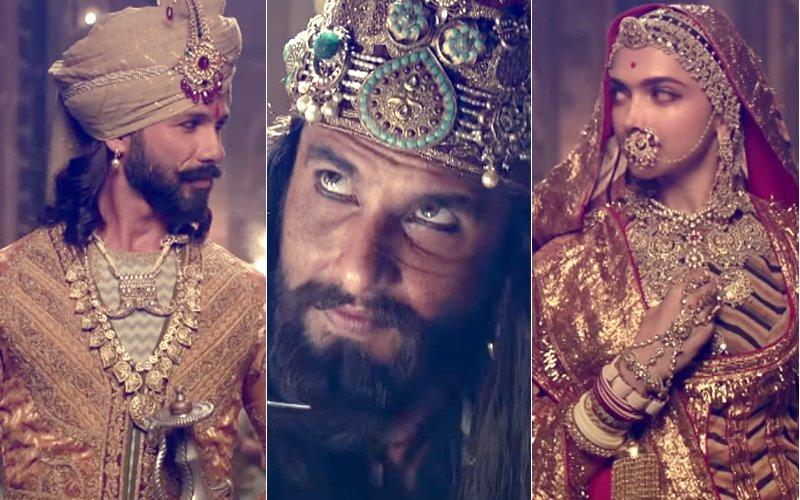 Padmaavat: 5 Reasons Why You Just Cannot Afford To Miss This Ranveer Singh-Deepika Padukone-Shahid Kapoor Starrer