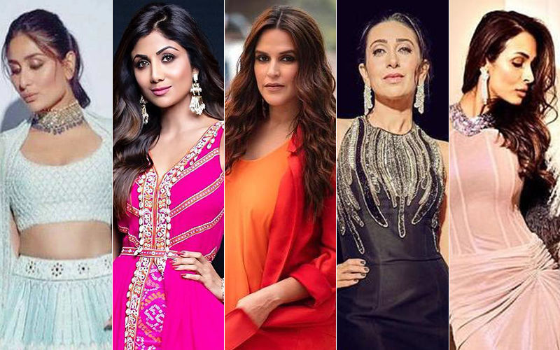5 Stylish Mothers Of Bollywood Who Always Manage To Keep It Classy