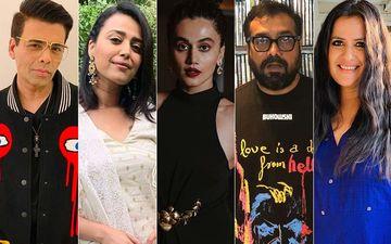 Trauma Of The Trolled In 2020: When Karan Johar, Swara Bhaskar, Taapsee Pannu, Anurag Kashyap, Sona Mahapatra Braved The Social Media Onslaught