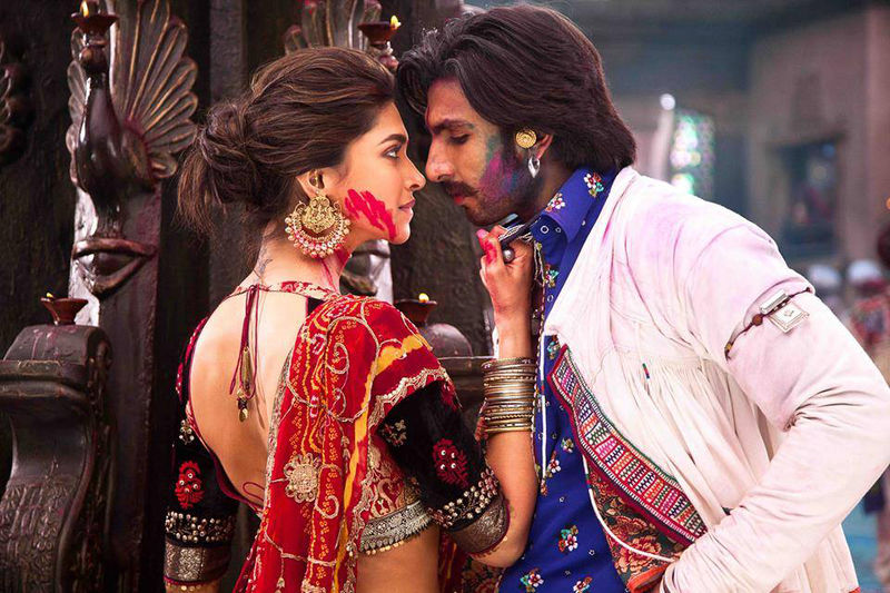 5 Years Of Ram Leela: Double Celebration For The Newlywed Couple Deepika Padukone-Ranveer Singh