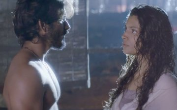 Harshvardhan & Saiyami Dare To Love With Passion