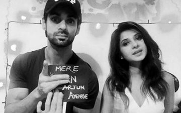 Did Karan Wahi and Jennifer Winget mock Karan Singh Grover?