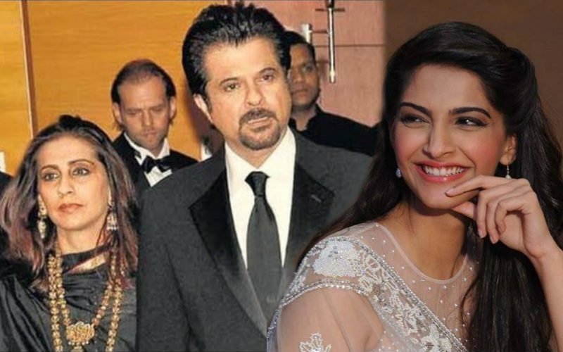 Anil Kapoor is s**t scared of his wife Sunita