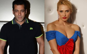 Salman leaves with Iulia for Leh to shoot  for 'Tubelight'