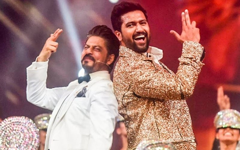Vicky Kaushal Shares An Unrecognizable Throwback Picture With Shah Rukh Khan; Says Dreams Come True