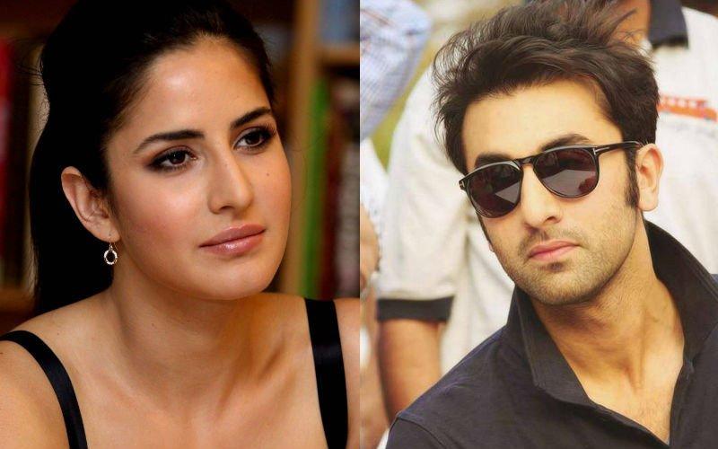 Katrina refuses to speak on living away from Ranbir
