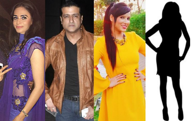 CAUGHT! Armaan Kohli womanises 3!