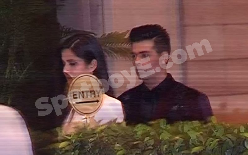 Katrina and Karan party together! Finally!