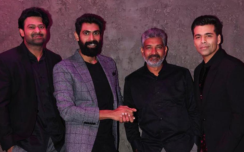 Koffee With Karan 6: KJo's Proudest Koffee Moment As The Terrific Baahubali Trio – Prabhas, Rana Daggubati And SS Rajamouli Grace The Show