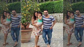 Happy Birthday Taimur Ali Khan: Kareena Kapoor Khan-Saif Ali Khan's Munchkin Is 3, Here Are The FIRST WORDS He Learnt