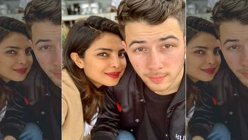 Nick Jonas Calls Wifey Priyanka Chopra His Inspiration; Diva Rewards Him With Kisses