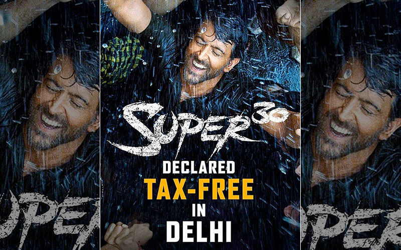 Super 30 Now Tax Free in Delhi Too; 5th State To Follow Suit After Bihar, UP, Rajasthan And Gujarat
