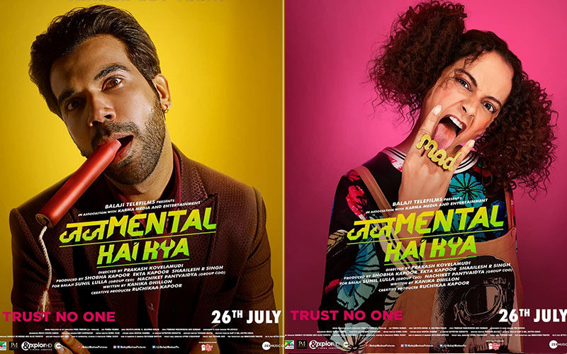 Judgementall Hai Kya: Top 5 Controversies Surrounding The Kangana Ranaut-Rajkummar Rao Starrer