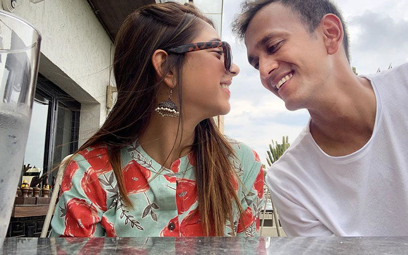 TV Actress Niti Taylor Ready To Take The Plunge, Confirms Her Engagement With Beau Parikshit Bawa