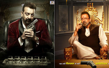 Sanjay Dutt And His Fascination For Throne Chair Continues with Prasthanam And Saheb, Biwi Aur Gangster 3